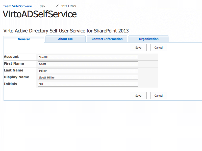 AD User Profile Service - Save your time with Sharepoint User Profile Synchronization Service